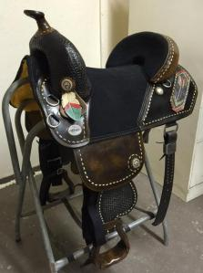 FLY SWIFT Barrel Saddle