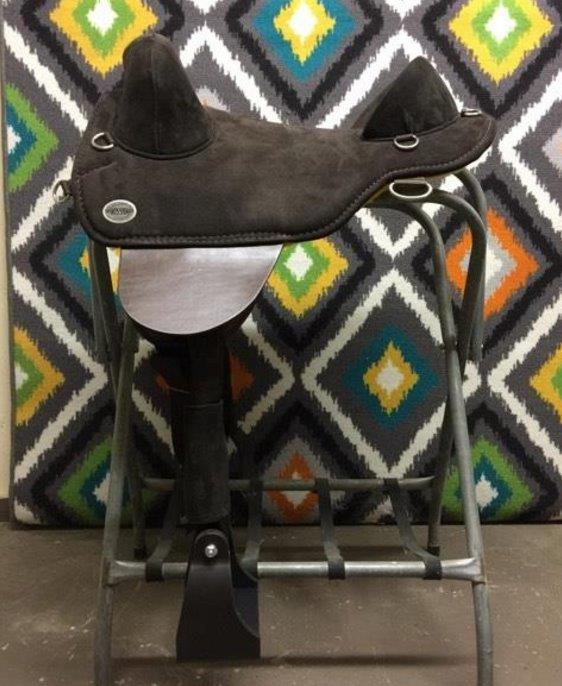 equestrian horse saddle custom schooling training