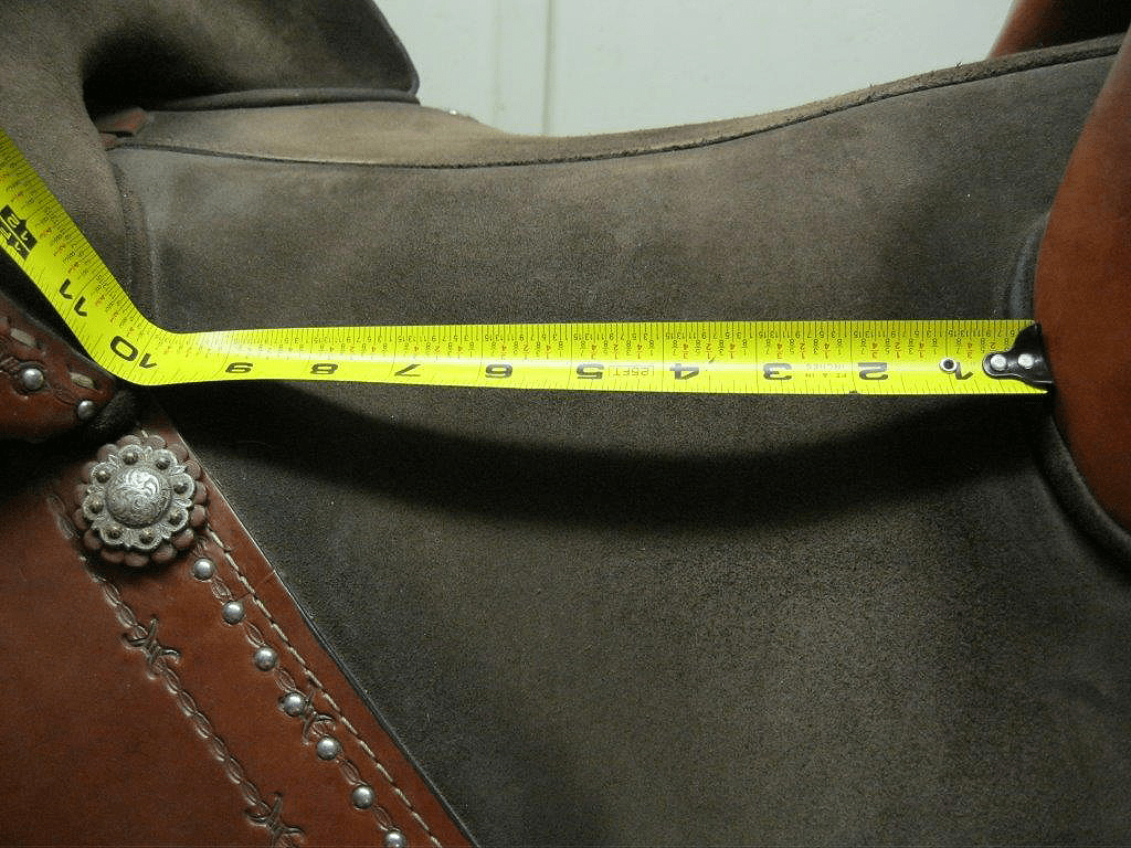 how to measure a bob marshall sport saddle