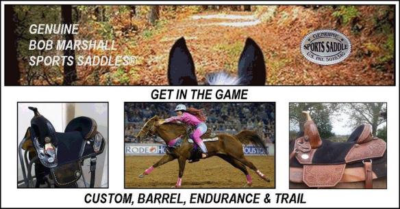 Sportsaddle com - Lightweight Treeless Bob Marshall Sports