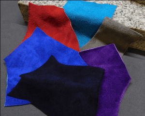Suede Seat Colors