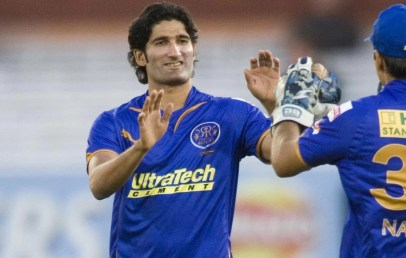 Sohail Tanvir was the first bowler to win a purple cap