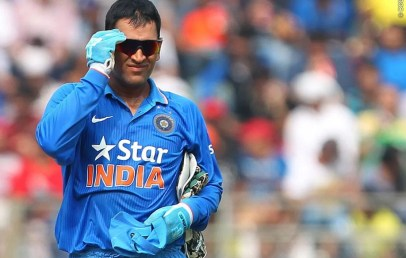 MS Dhoni is one the best captains of India