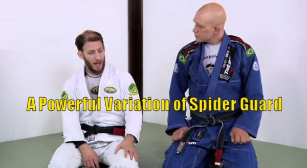 How to do a Powerful Variation of the Spider Guard