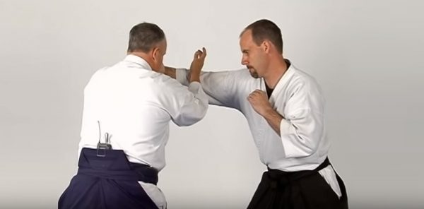 Aikido Techniques against a hook punch