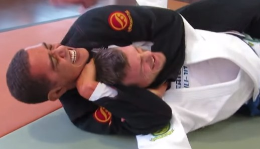 Barack Obama Training Brazilian Jiu-Jitsu
