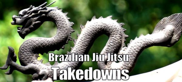 Brazilian Jiu Jitsu Takedowns