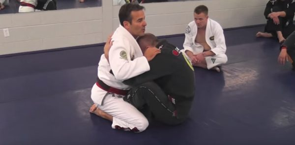 How to do a Butterfly Guard Counter