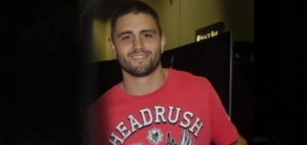 See Carlos Condit workout and preparation