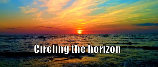 How to do Circling the horizon Self Defense Technique