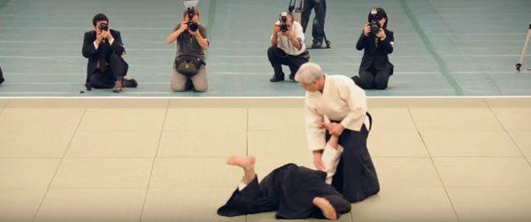 Aikido Demonstration Ueshiba Moriteru Doshu