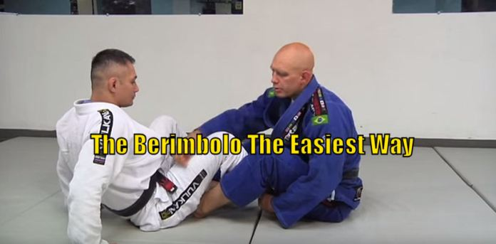 How To Do The Berimbolo The Easiest Way