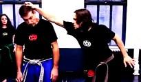 How to Defend against Side Hair Grab in Krav Maga