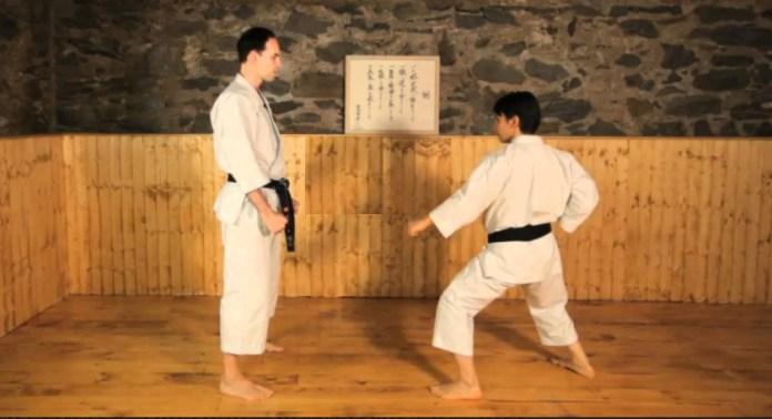 Counter Karate Techniques