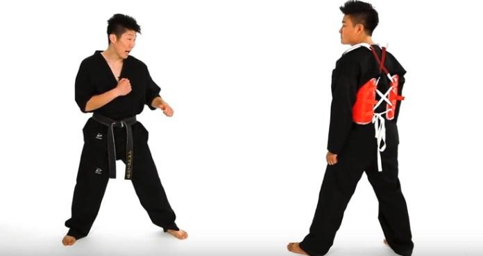Back Kick Defense