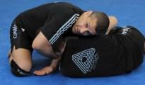 No-Arm Bravo or D'Arce Choke in the world of Brazilian Jiu-Jitsu.