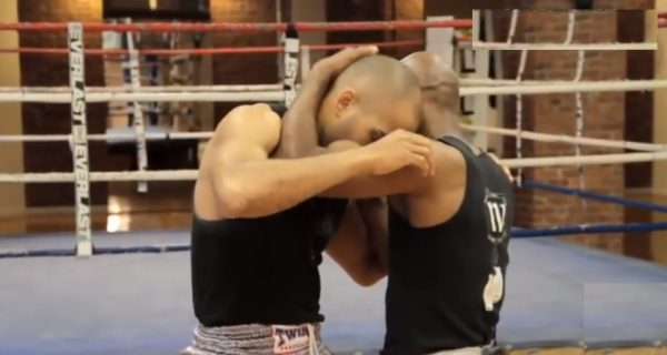 How to Do a Dirty Boxing Clinch