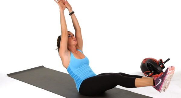 How to Do a Hollow Rock Exercise