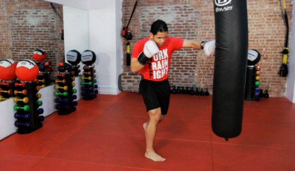 How to Do a Jab Cross in Kickboxing