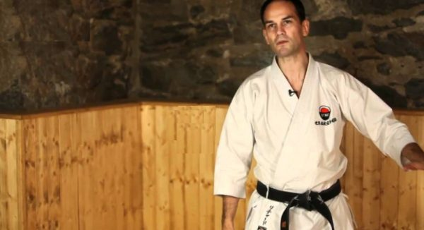 How to Do a Lunge Punch in Karate