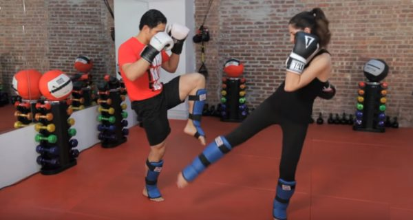 How to Do a Roundhouse Kick Defense