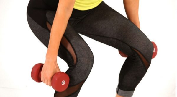 How to Do a Squat with Weights