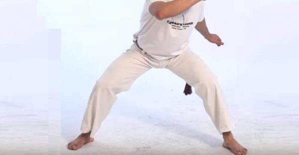 How to Do the Ginga Capoeira