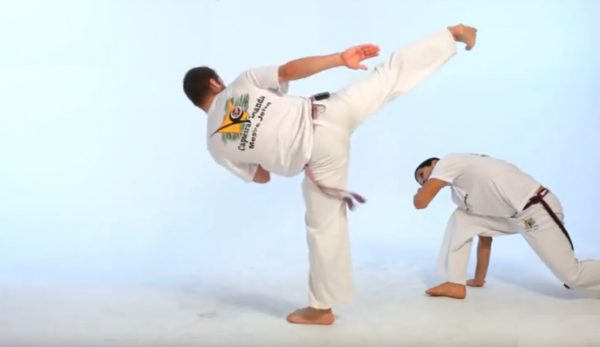 How to Do the Pisao in Capoeira