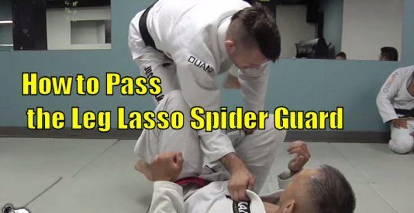 Leg Lasso Spider Guard