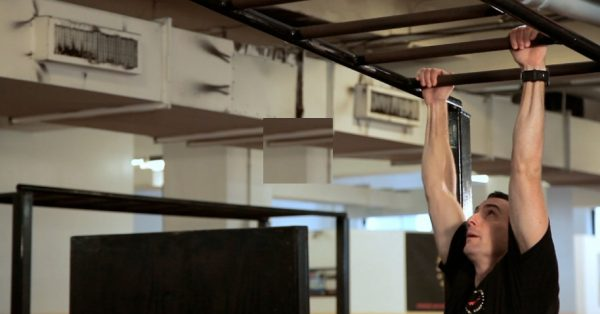 How to Work Out on Monkey Bars