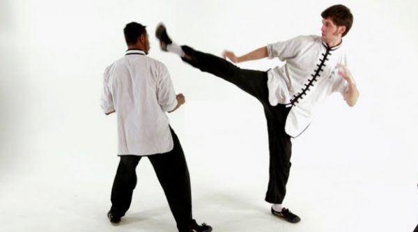 How to do 6 Kicking Techniques in Shaolin Kung Fu