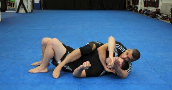 How to do an Arm Triangle Choke
