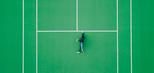 How to have quicker feet in tennis