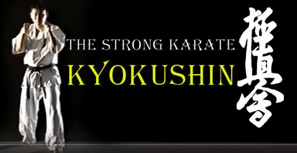 Kyokushin the strong Karate