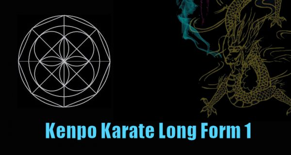 How to do Long Form form in Kenpo Karate