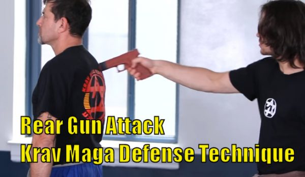 How to defend yourself against a Rear Gun Attack