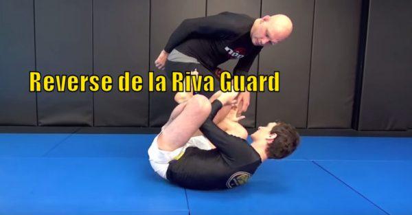 How to do Reverse de la Riva Guard