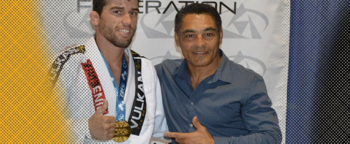 Rickson Gracie 9th-degree