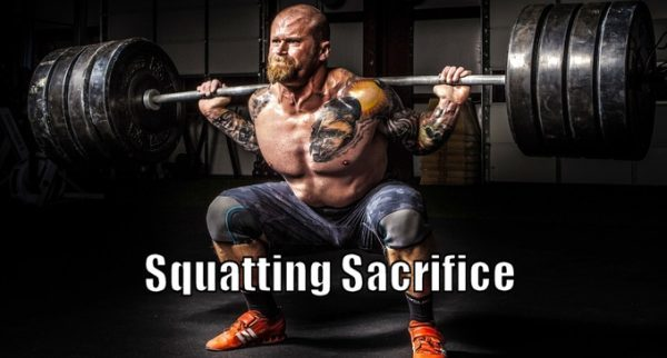 How to do Squatting Sacrifice Self Defense Technique