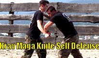 How to survive a knife attack with Krav Maga