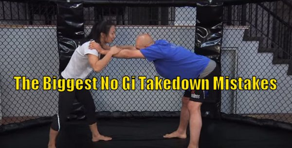How to avoid The Biggest No Gi Takedown Mistakes