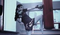 How to train the leg kick