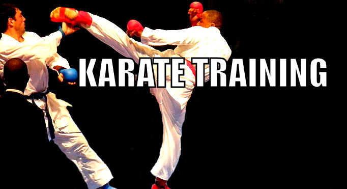 Karate Sparring, Strength, Conditioning & Competition