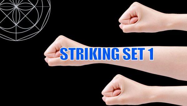 Striking set 1