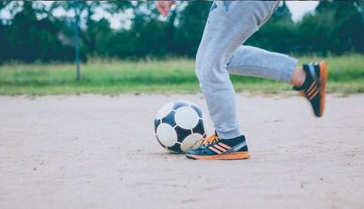 SoccerShooting Drills