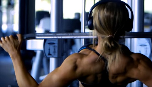 How to do a Sexy Back & Biceps Workout