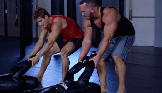 Sage Northcutt vs Bodybuilder Hunter Labrada