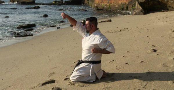 Age Uke - High Block in Karate
