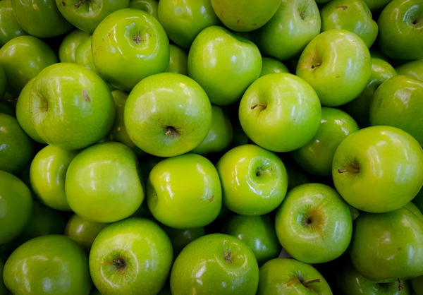 Green apples to lose weight