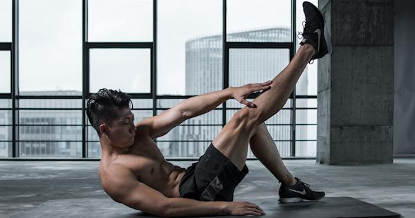 Becoming strong and flexible with Jiu Jitsu